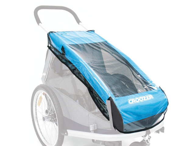 Croozer regenhoes voor Croozer Kid for 1 Kinderen